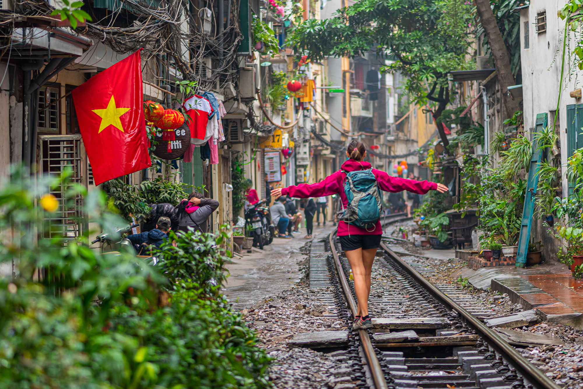 Hanoi by Night foodie tour