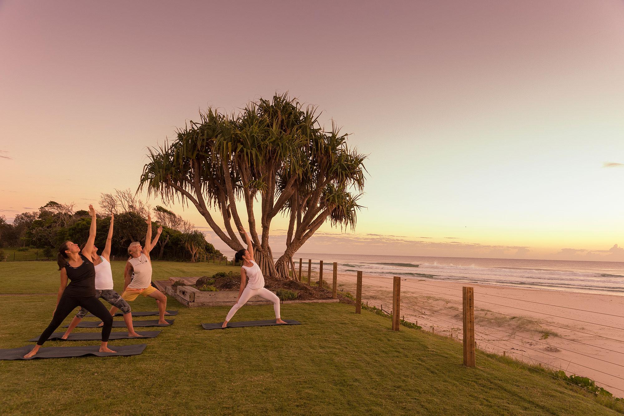 Daily Mornign Yoga