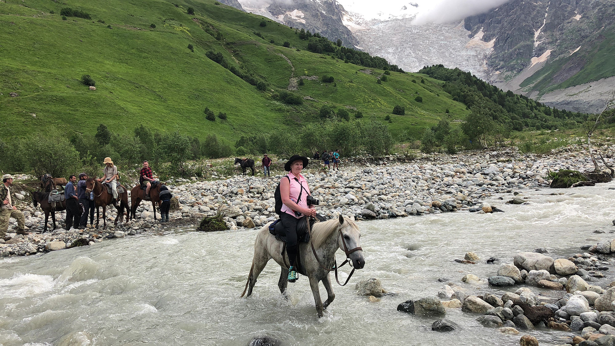 Chkhutnieri Pass
